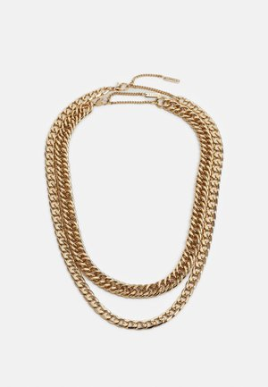 URBAN CHUNKY 2 PACK - Necklace - gold-coloured