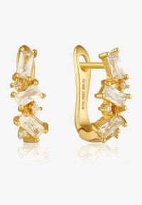 Ania Haie - Earrings - gold - 1