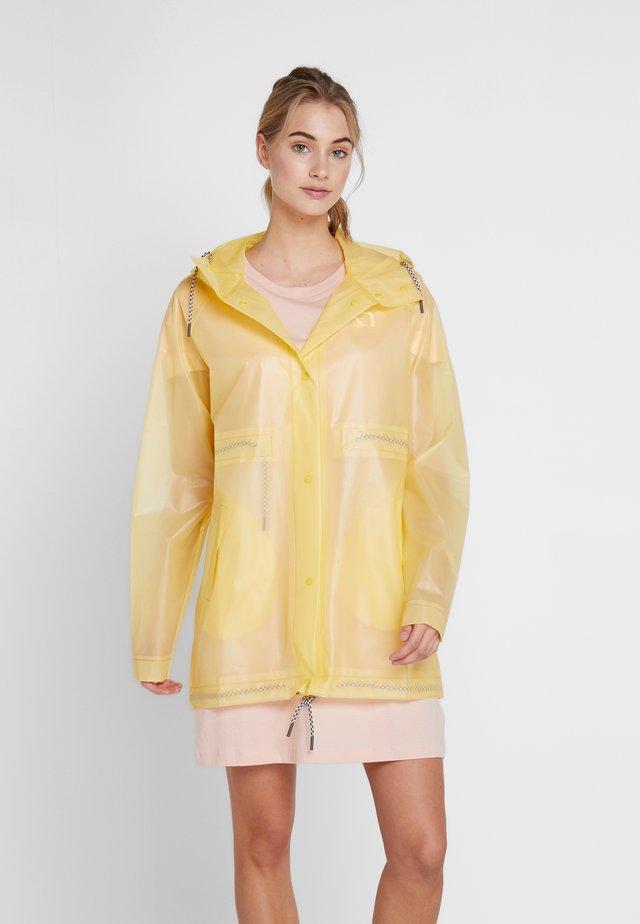 BULKEN JACKET - Waterproof jacket - shine