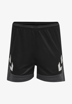 HMLLEAD  - Sports shorts - black