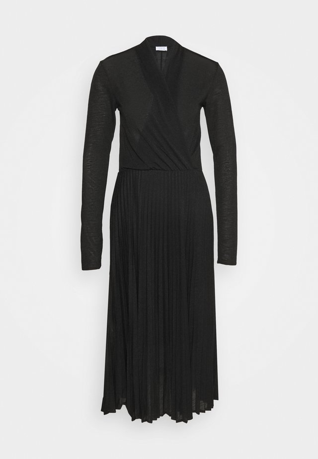 RAY - Robe en jersey - black