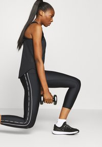 Under Armour - ANKLE CROP - Legging - black - 3