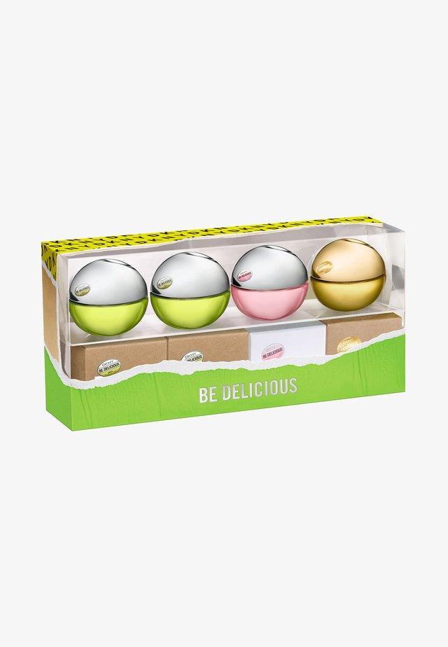 DKNY BE DELICIOUS MINI COFFRET - Fragrance set - -