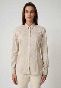 Napapijri - GREZAN - Button-down blouse - fantasy l - 0