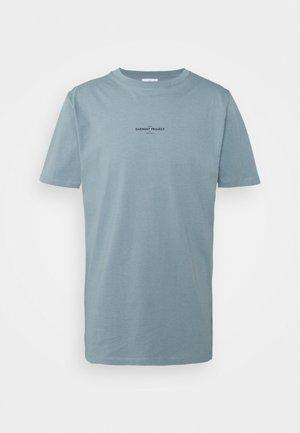 BEST TEE - Camiseta estampada - citadel blue