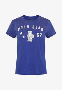 Polo Ralph Lauren - T-shirt imprimé - royal navy - 4