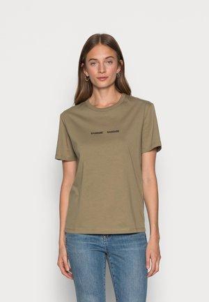 VIGDIS - Print T-shirt - covert green