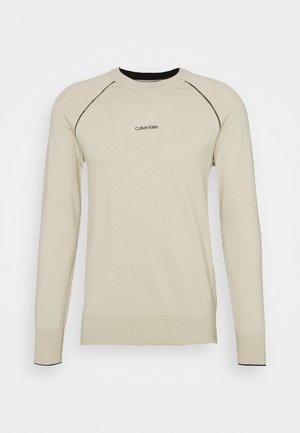 BLEND SWEATER - Jumper - beige