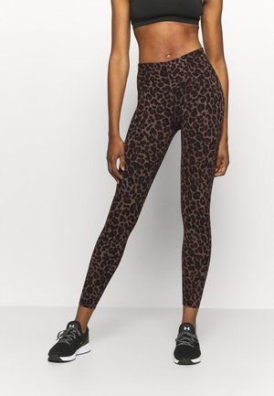 LUNA  - Legging - brown