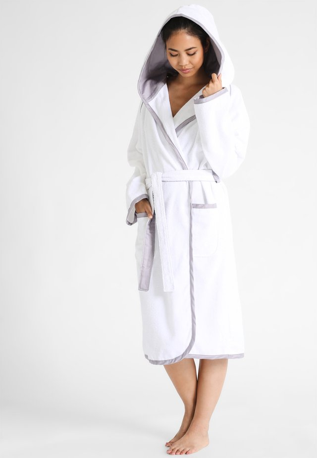 FEEL GOOD - Dressing gown - white
