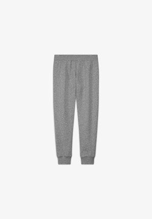 Pantalon de survêtement - carbon heather/white