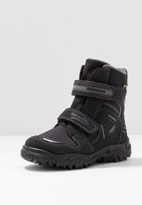 Superfit - HUSKY - Winter boots - schwarz/grau - 2