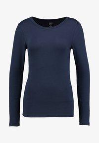 GAP - CREW - Long sleeved top - true indigo - 3
