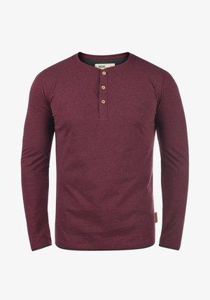 GIFFORD - T-shirt à manches longues - dark red