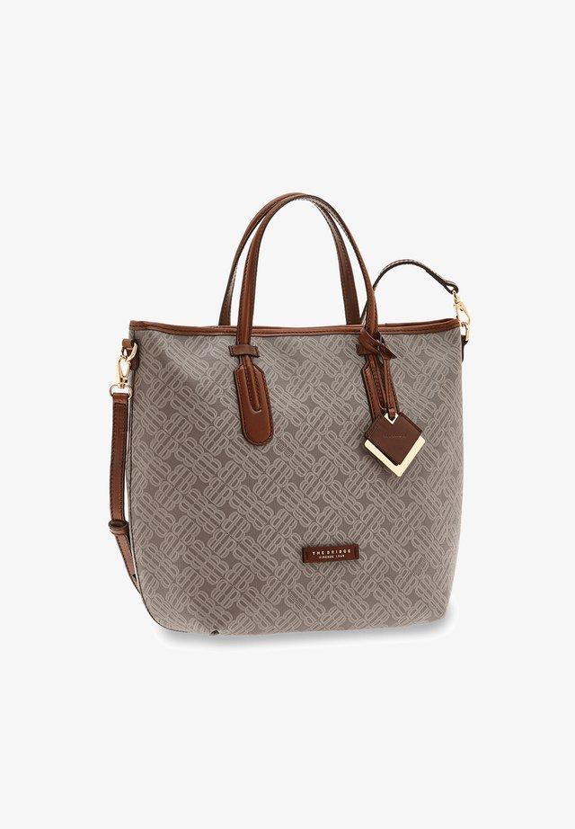 ANNA  - Shopping bag - nebbia