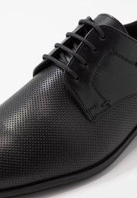 Lloyd - LEVIN - Smart lace-ups - schwarz - 5