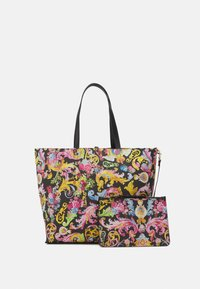 Versace Jeans Couture - DIANE REVERSIBLE BAG SET - Tote bag - multi-coloured