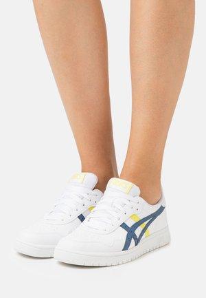 JAPAN S - Sneakersy niskie - white/grand shark