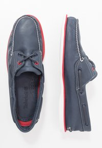 Timberland - CLASSIC BOAT - Boat shoes - navy - 1