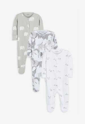 3 PACK - Pyjamas - grey
