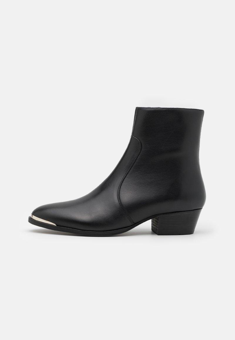 Everyday Hero - ZIMMERMAN STEEL BOOT  - Classic ankle boots - blackbird