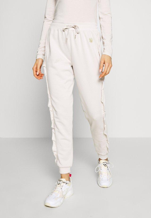 Pantaloni sportivi - cream