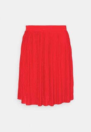 VIPLISS SKIRT - Mini skirt - flame scarlet