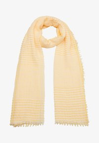 s.Oliver - Scarf - yellow check - 0