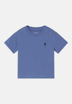 Basic T-shirt - harbor island blue
