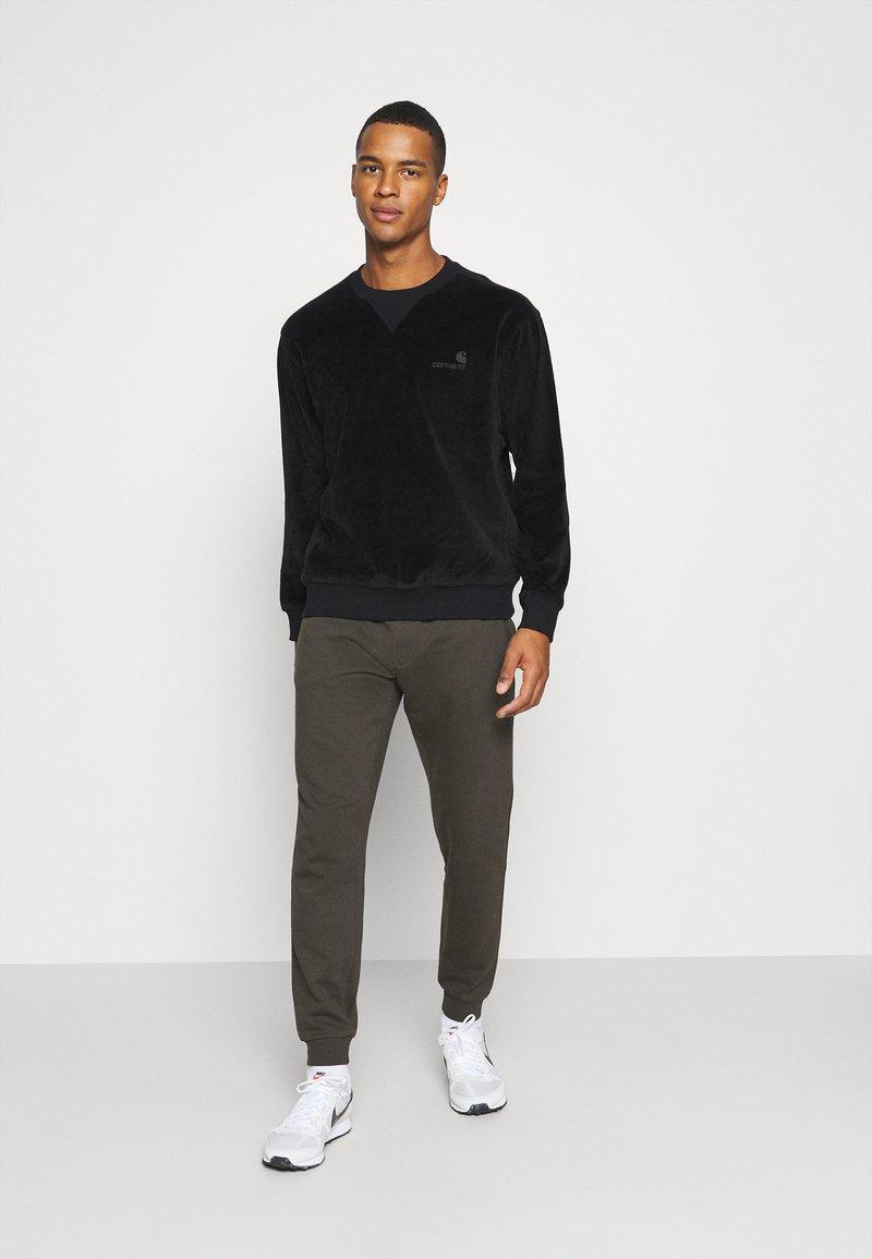 Burton Menswear London - 2 PACK - Trainingsbroek - black
