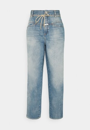 ANNI - Relaxed fit jeans - mid blue