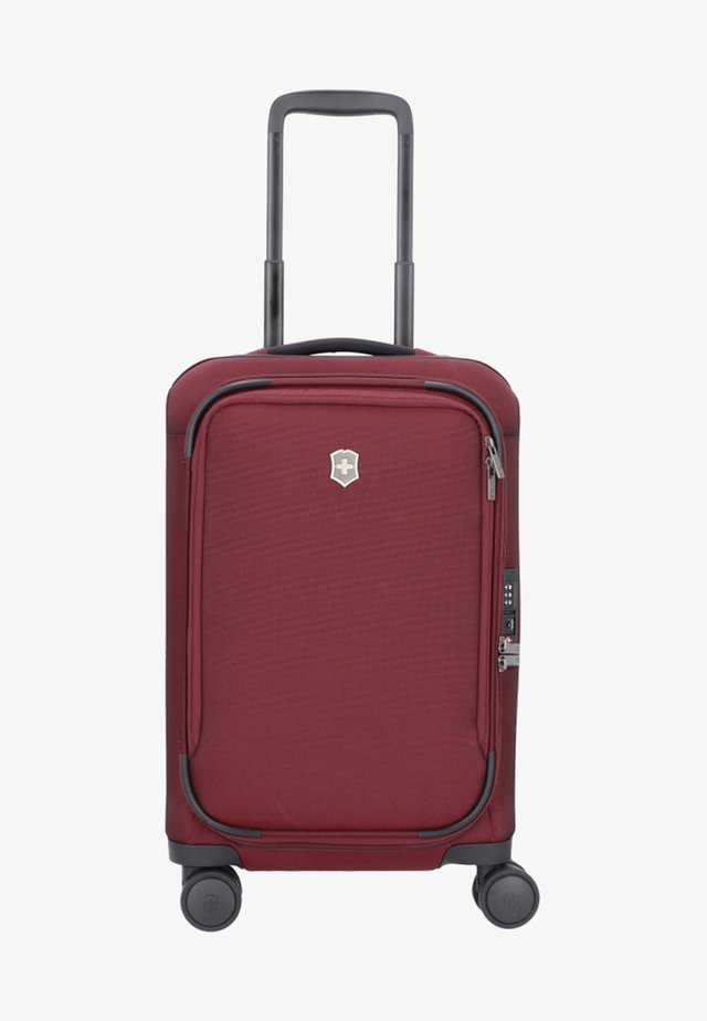 CONNEX KABINENT - Wheeled suitcase - red