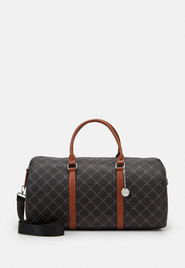 ANASTASIA - Weekend bag - black
