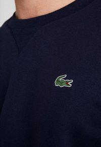 Lacoste Sport - SWEATER - Sweatshirt - navy blue/ocean/white - 4
