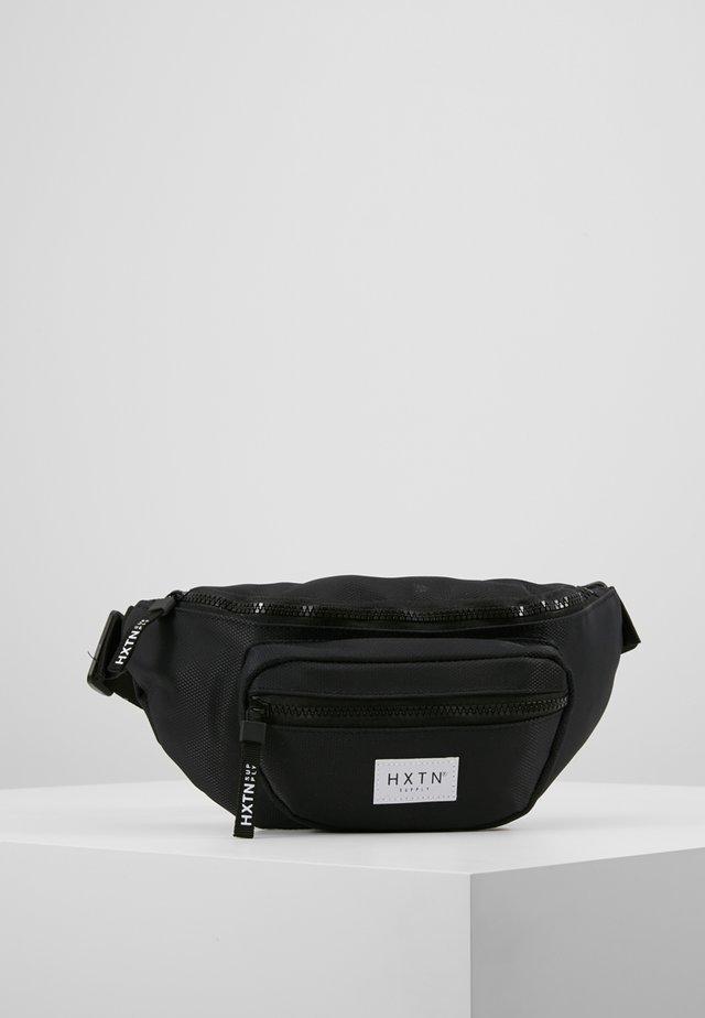 UTILITY TRANSPORTER BUM BAG - Bum bag - black