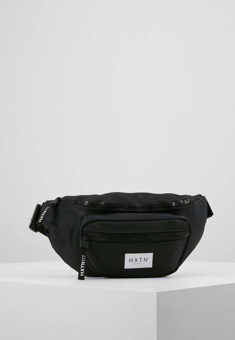 HXTN Supply - UTILITY TRANSPORTER BUM BAG - Ledvinka - black