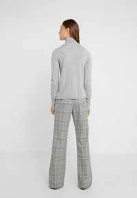 J.CREW - LAYLA TURTLENECK - Jumper - heather grey - 2