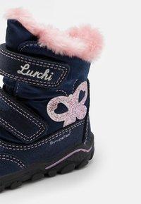 Lurchi - KERANI SYMPATEX - Winter boots - atlantic/rose - 5