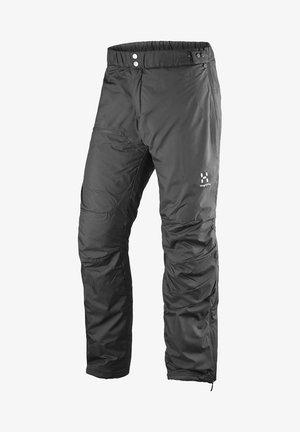 BARRIER PANT - Ski- & snowboardbukser - true black