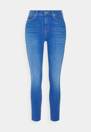 NORA ANKLE - Jeans Skinny Fit - blue denim