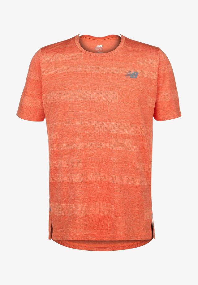 Sportshirt - orange