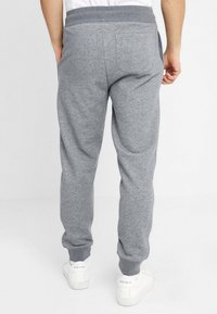 GANT - THE ORIGINAL PANT - Tracksuit bottoms - dark grey melange - 2
