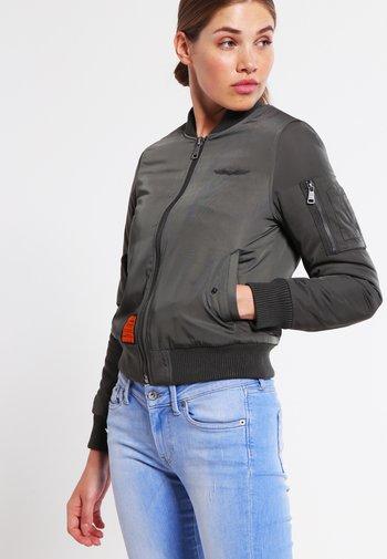 ORIGINAL - Bomber Jacket - khaki
