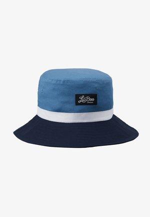 BUCKET HAT - Hat - blue/navy/white