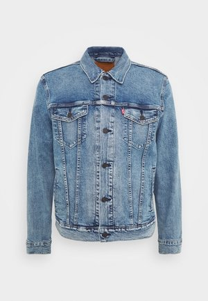 THE TRUCKER JACKET UNISEX - Denim jacket - triad trucker