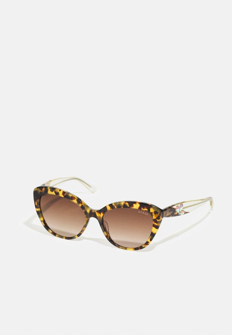 Guess - Sunglasses - blonde havana/brown