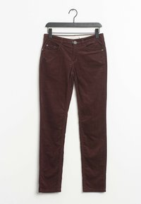 Stefanel - Trousers - brown - 0