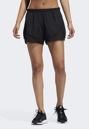 MARATHON 20 LIGHT SPEED SHORTS - Sports shorts - black