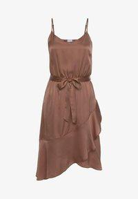 LASCANA - Cocktail dress / Party dress - nougat - 0