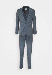 NOAH 3PCS SUIT - Suit - mid blue